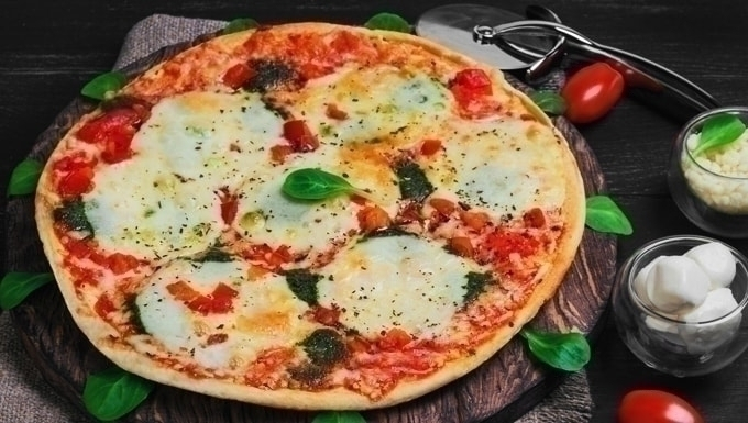 Pizza Margherita (family 36cm)
