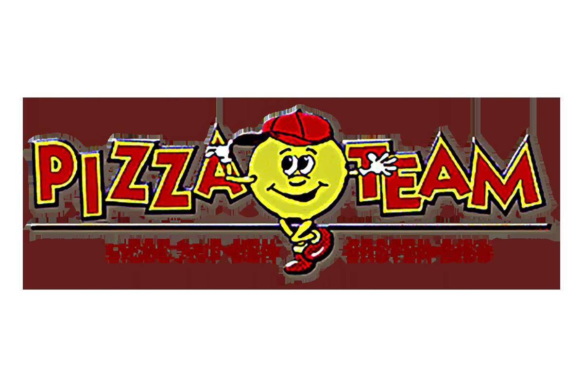 Logo Pizza Team