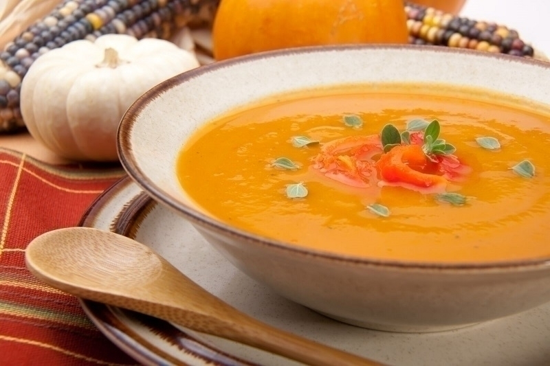 Goa Pumpkin Soup