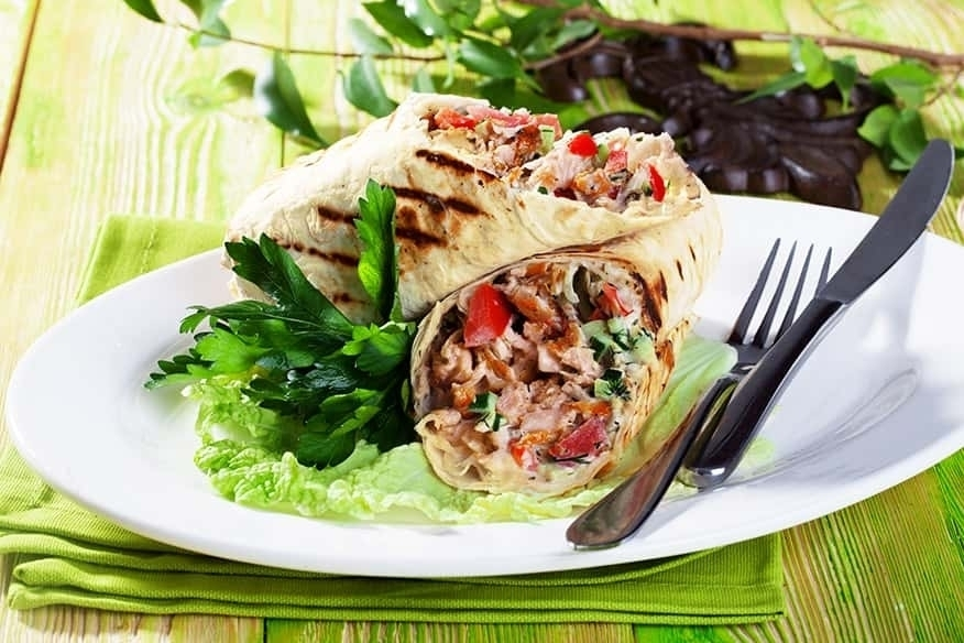 Burritos & Wraps