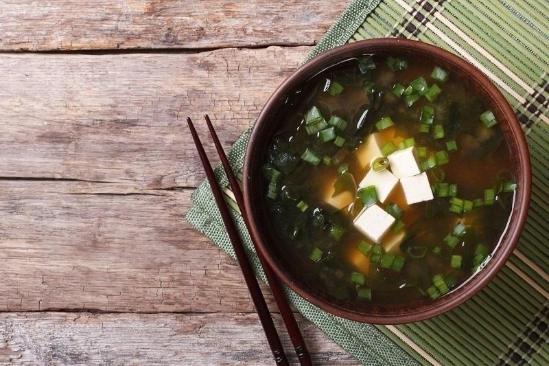 Miso Suppe Vegi