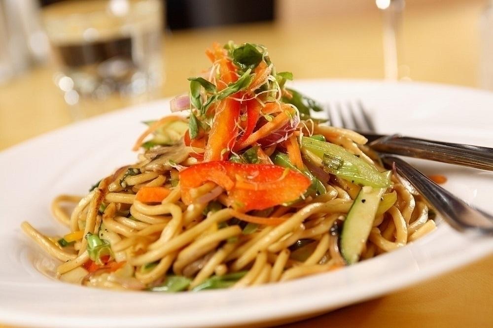Spaghetti Cartocco