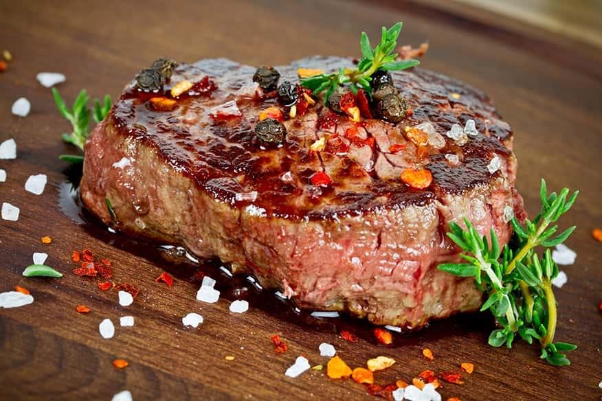 Steakgerichte