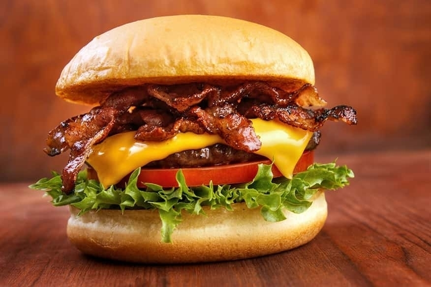 Burger (Helal)