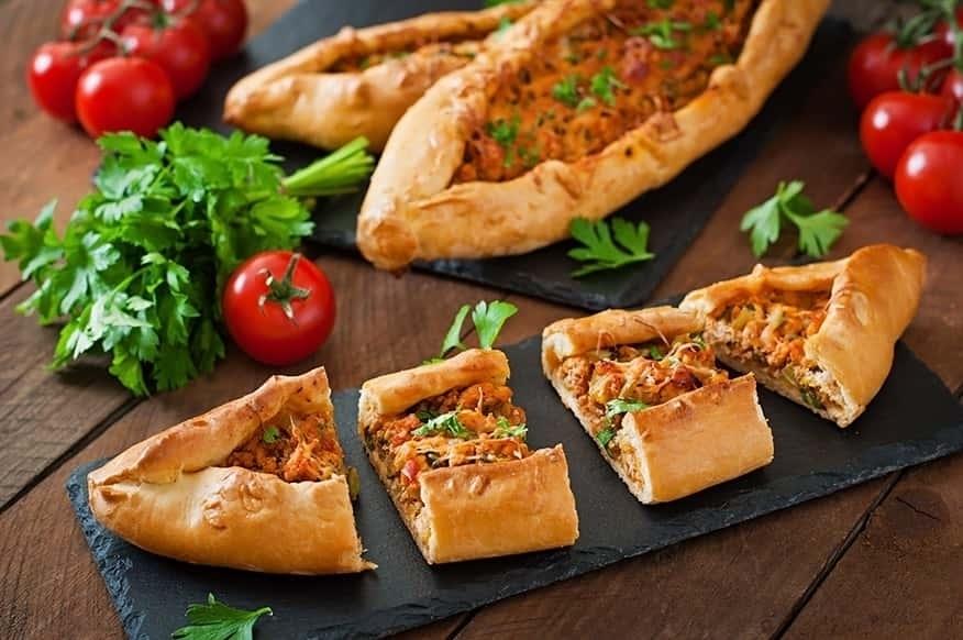 Türkische Gerichte