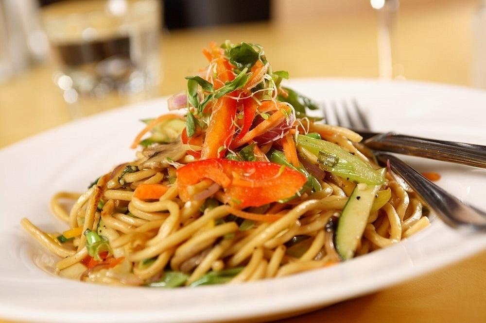Spaghetti Schinken Sahne Sauce