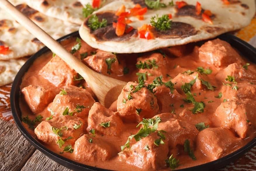 Ganesha Spezial Gerichte