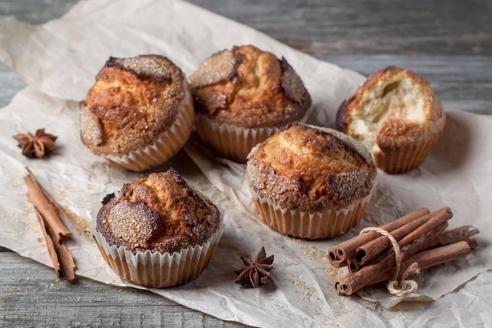 Muffins - Double Chocolate