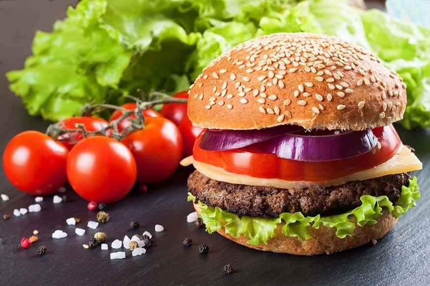 Burger & Menüs