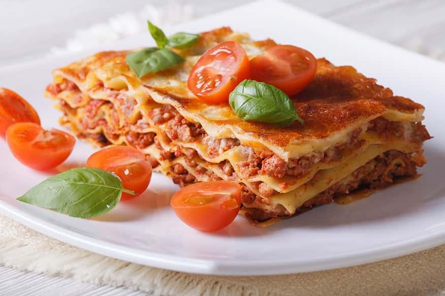 Lasagne & Cannelloni