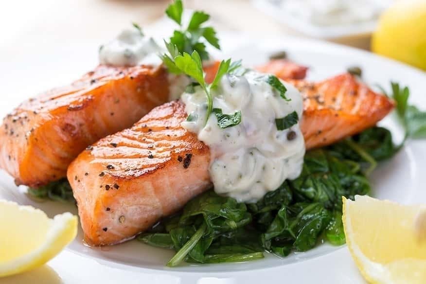 Piatti di pesce / Fischgerichte