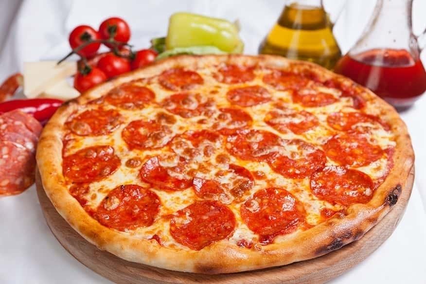 Rick's Pizza Spezialitäten