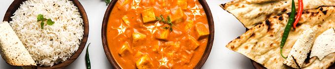 Tandoori Gerichte