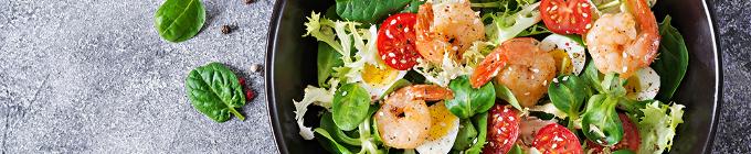 Salat der Saison