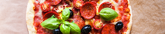 Pizzaspezialitäten