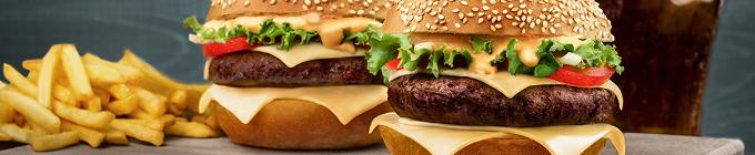 Burger-Spezialitäten