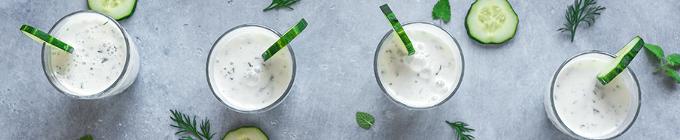 Joghurt Getränke