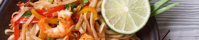 Thailändische & Chinesische Küche
