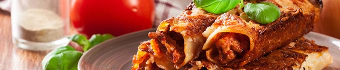 Lasagne - Cannelloni