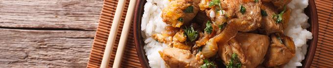 Hühnerfleisch Gerichte