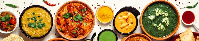 Indische Spezialitäten (Vegetarisch)