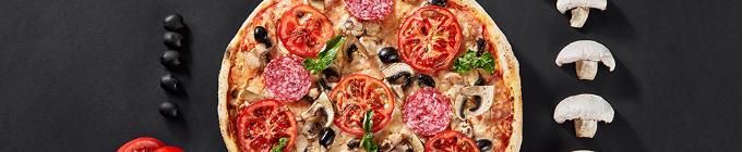 Pizza ca. 25 cm
