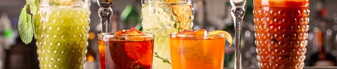 Cocktails (mit Alkohol)