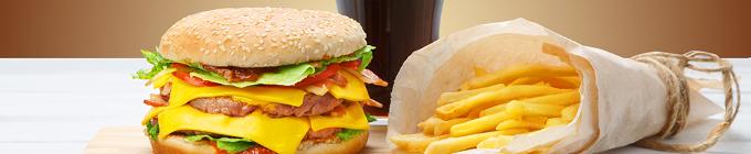Burger Menü