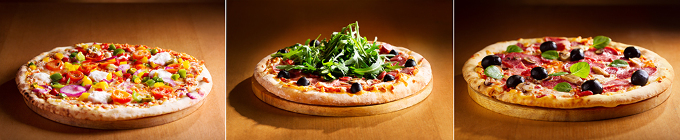 Pizza, Ø 30cm