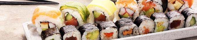 Sushi Menüs
