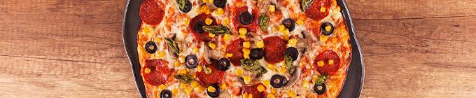 Wunsch-Pizza
