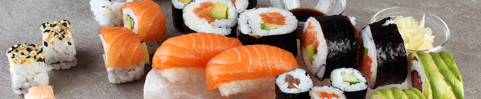 Sushi - Creations