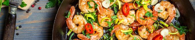 Meeresgerichte - Thailändisch