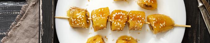 Nachtisch - Dessert - Mon trang mieng
