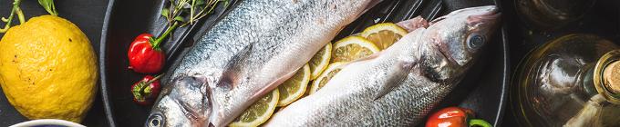 Fisch Spezialitäten