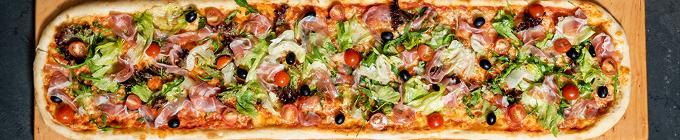 Pizza-Blech