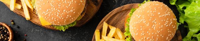 Burger XXL Menü