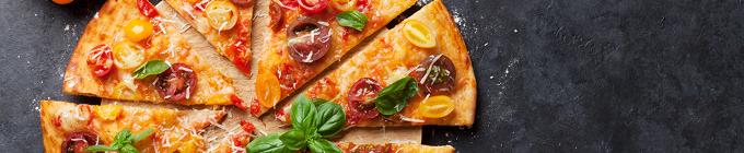 Pizzen