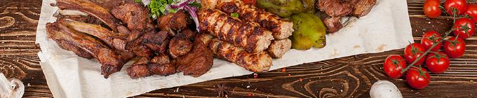 Fleisch & Fischgerichte