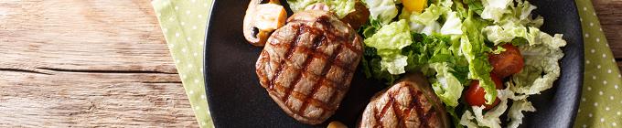 Fleisch-Gerichte