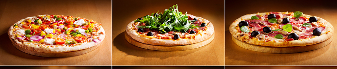 Pizza ca. Ø 33cm
