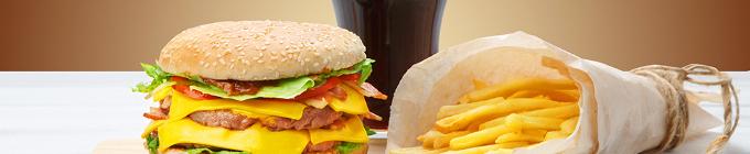 Burger Menüs