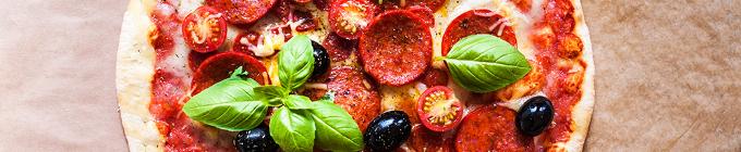 Pizza Spezialitäten