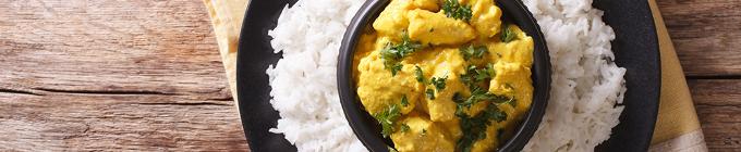 Indische Hauptgerichte