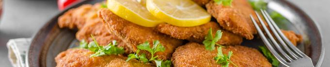 Fleisch- & Fischgerichte