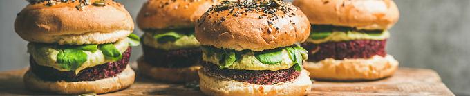 Vegetarische / Vegan Burger