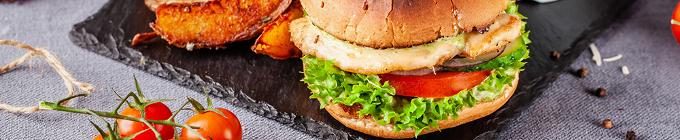 Burger (150g Fleisch)