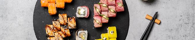 Sushi Spezialitäten - 8 Stück