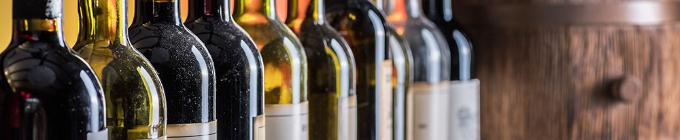 Wein & Sekt in Kisten