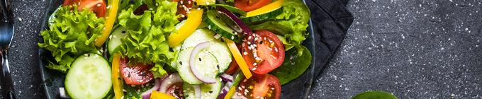 Salate & Vorspeisen